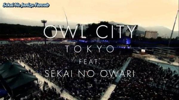 SNO feat Owl City Tokyo PV vostfr