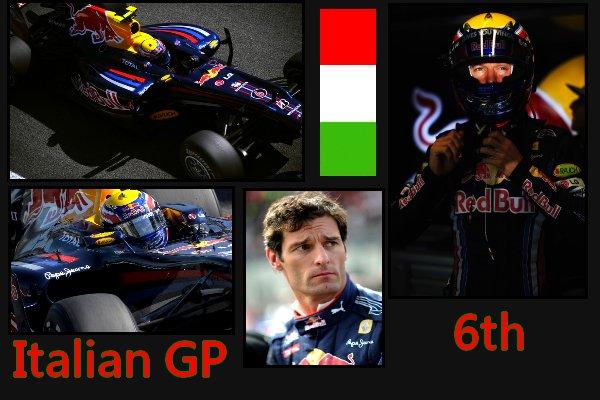 14ème GP saison 2010: Italie