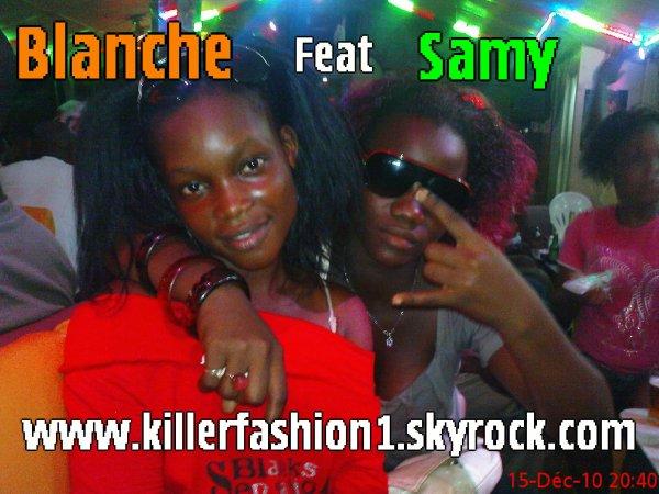 blanche feat samy