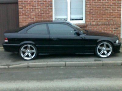 Ma BMW 318 IS !!!