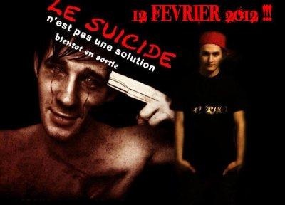 TRISTE VIE / MC BRAKO-LE SUICIDE N'EST PAS UNE SOLUTION (2012)