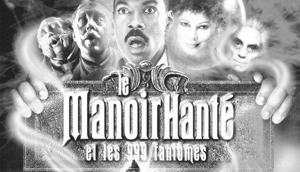 Le Manoir Hanté et les 999 fantômes. (Walt Disney)