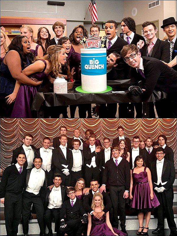 Redécouvre les performances de Marley dans l'épisode 4x22 de Glee.