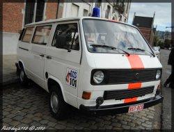 Volkswagen Transporter 3 Gendarmerie Belge