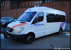 Mercedes Sprinter Police Fédérale