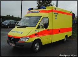 Mercedes Sprinter Ambulance Sud Assistance