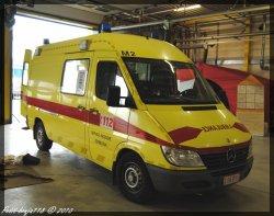 Mercedes Sprinter Ambulance Service D'incendie Gembloux