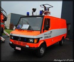 Mercedes 310 D Service D'incendie Gembloux
