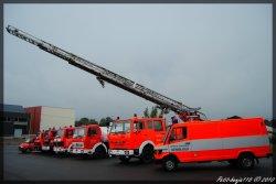 Véhicule Service D'incendie Gembloux