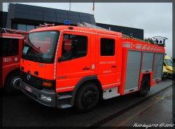 Mercedes Atego Service D'incendie Gembloux