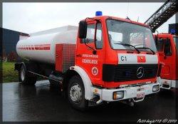 Mercedes Service D'incendie Gembloux