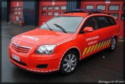 Toyota Service D'incendie Gembloux