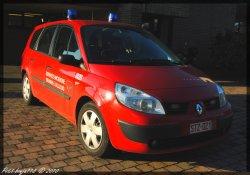 Renault Scénic Service D'incendie Braine-L'alleud