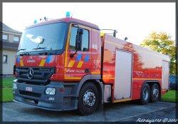 Mercedes Actros Service D'incendie Braine-L'alleud