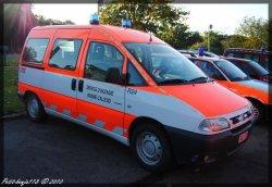 Citroën Jumpy Service D'incendie Braine-L'alleud