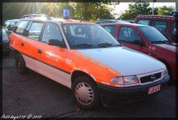 Opel Service D'incendie Braine-L'alleud