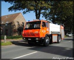 Steyr Service D'incendie Braine-L'alleud