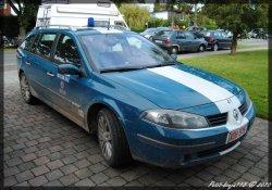 Renault Laguna Protection civile