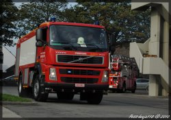 Volvo Service D'incendie Braine-L'alleud