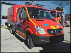 Mercedes Sprinter Brandweer Zaventem