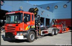Scania Brandweer Gent