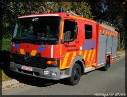 Mercedes Atego Brandweer Zaventem