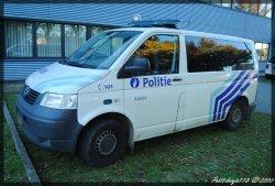 Volkswagen Transporter 5 Politie Kastze