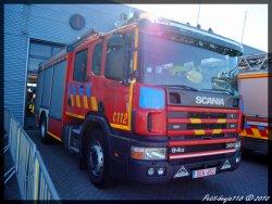 Scania Brandweer Zaventem