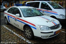 Ford Mondeo Police Grand-Ducale Luxembourg