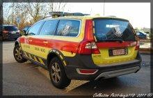 New Volvo XC70 SMUR-MUG ULB ERASME