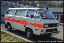 Volkswagen Transporter 3 Ambulance