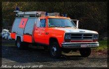 Dodge Powerram Service D'incendie Dinant