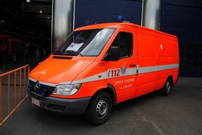 Mercedes Sprinter Désincar  SRI La Louvière