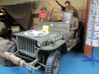 - Musée du débarquement d'Arromanches -