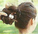 Coiffure tendance pour la rentrée : Le chignon Tressé.