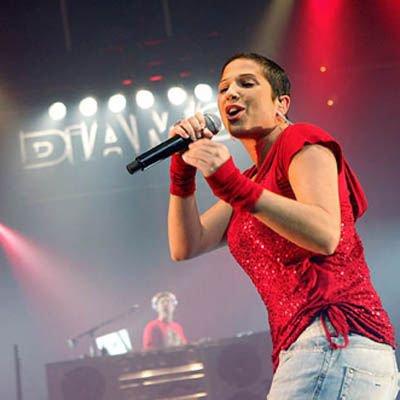 Diam's concert
