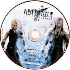 Final Fabtasy VII Advent Children le films