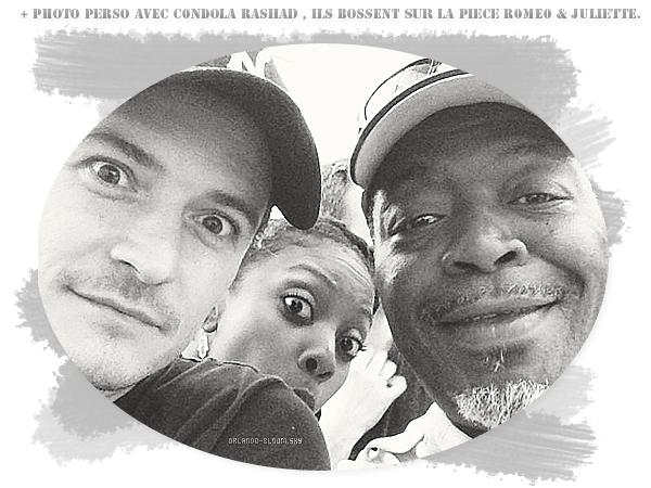 16/07/13 - Orlando , son chien Sidi et la nounou de Flynn se promenaient dans New York City .