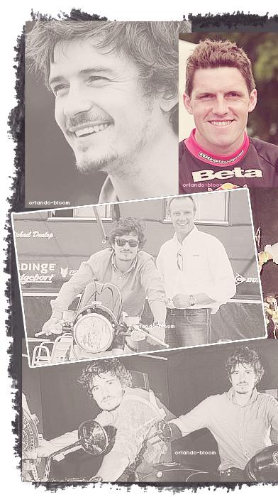 """1/07/2010 - Orlando était présent au """"Goodwood Festival of Speed"""". Coup de coeur pour ces clichés ♥"""