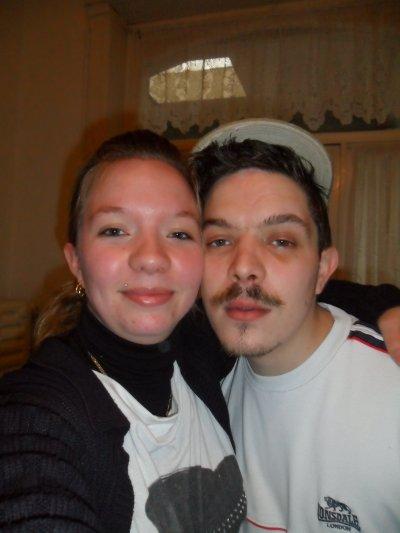 ma fille nath et son frère olivier