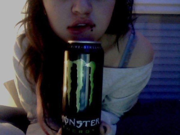 I feel like a Monster ...