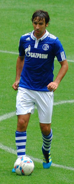Raúl, ange de Madrid