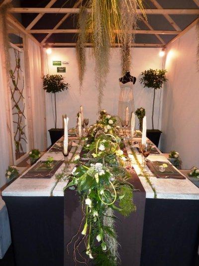 Des tables parfaites mieux qu'un Diner Presque Parfait!!!