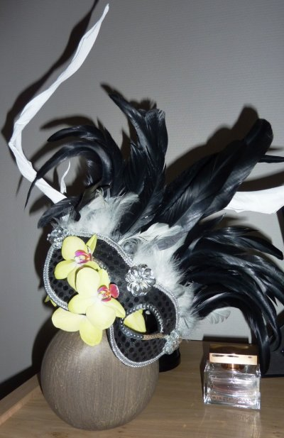 Loup de Carnaval et l'art du trois fois rien!