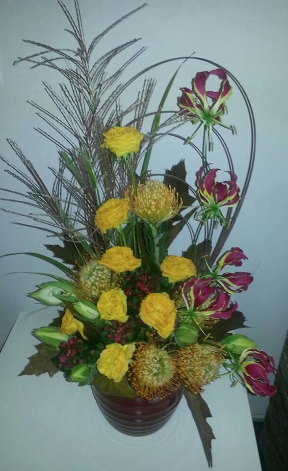 Fleurs du jour, fleurs toujours