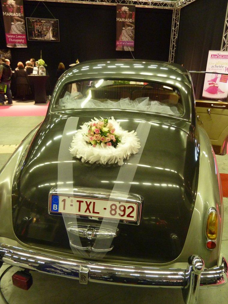 STAND LA LOUVIERE SALON DU MARIAGE SUITE