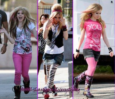 Avril Lavigne Fashion Line