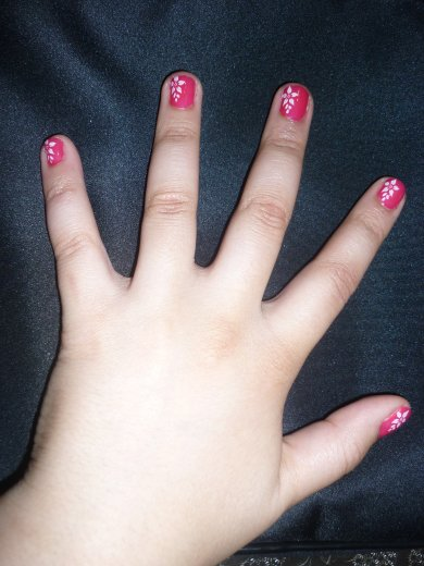 Stamping nail art 3