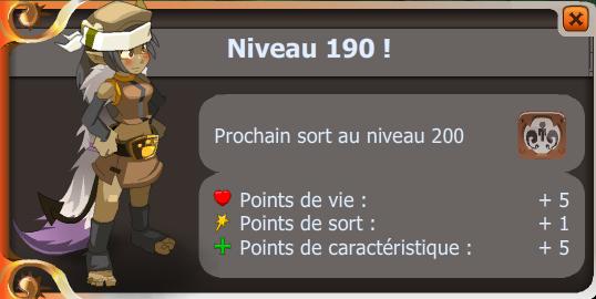 Up 190 de l'Osa !