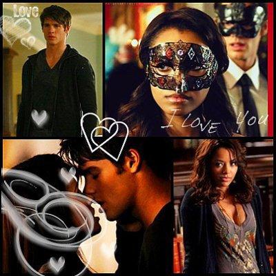 Vampire Diaries • La relation entre Jérémy & Bonnie
